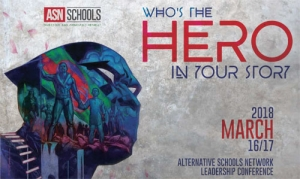 Leadership Conference: Who's the Hero in Your Story
