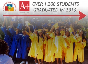 Over 1,200 Students Graduated in 2015!